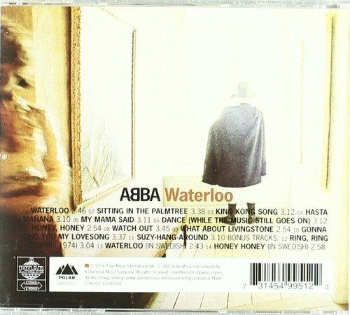 Фото 2: Abba, Waterloo (1974/2001; 14 tracks)