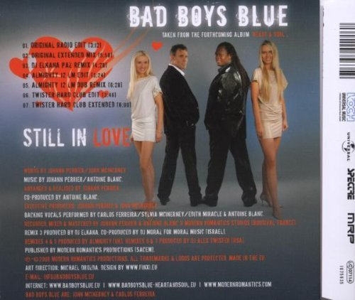 Bild 2: Bad Boys Blue, Still in love (2008)