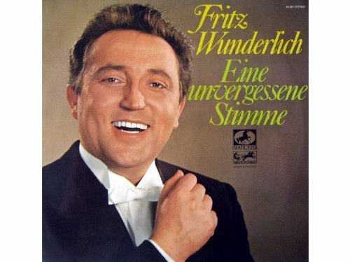 Bild 1: Fritz Wunderlich, Eine unvergessene Stimme