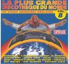 La plus grande Discotheque du Monde 08 (mixed, 1994, F), M People, Black Baron, Carpe Diem, Haddaway, Capella, 2 Unlimited..