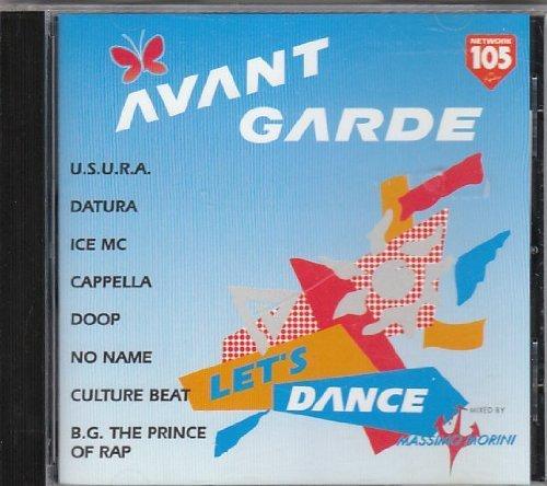 Bild 1: Massimo Morini, Avant garde-Let's dance (mix, 1994)