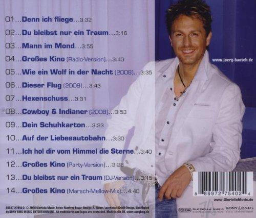 Bild 2: Jörg Bausch, Denn ich fliege (2008)