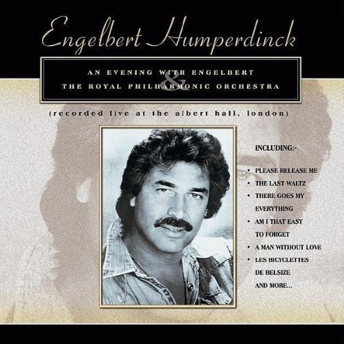 Bild 1: Engelbert, An evening with-Live at Albert Hall, London (& Royal Philharmonic Orch.)