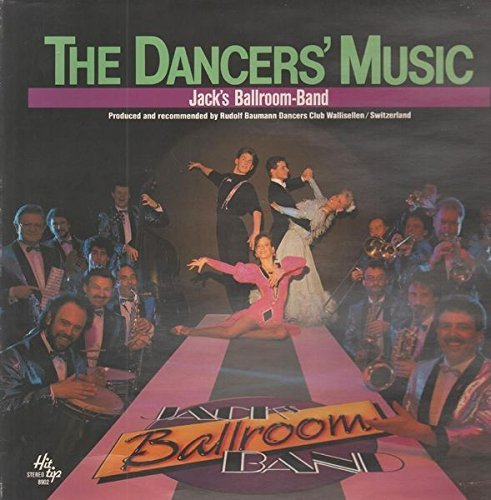 Bild 1: Jack's Ballroom Band, Dancers' music (1989)