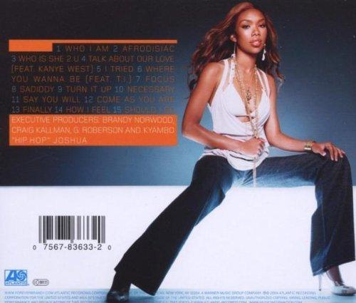 Bild 2: Brandy, Afrodisiac (2004)