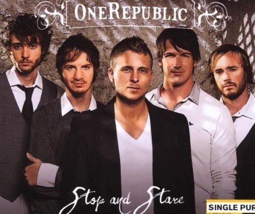 Bild 1: One Republic, Stop and stare (2008; 2 tracks)