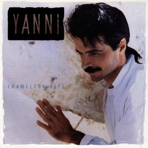 Bild 1: Yanni, Chameleon days (1988)