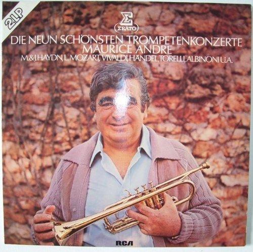 Фото 1: Maurice André, Die neun schönsten Trompetenkonzerte (1977)