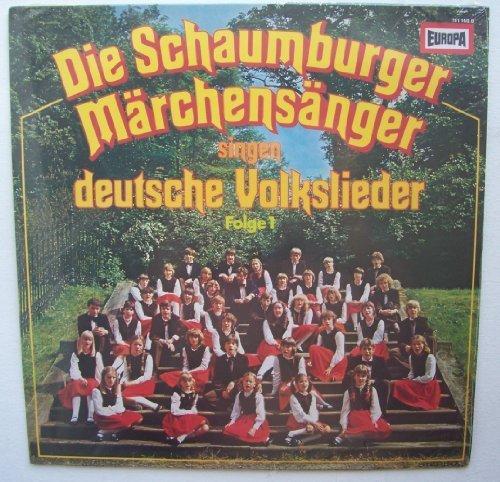 Bild 1: Schaumburger Märchensänger, Singen deutsche Volkslieder