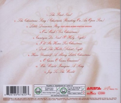 Bild 2: Whitney Houston, One wish-The holiday album (2003)