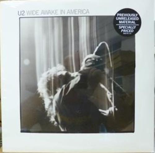 Bild 1: U2, Wide awake in America (4 tracks, 1985, US)