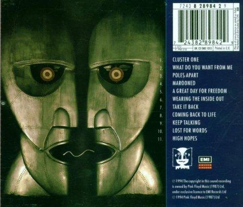 Bild 2: Pink Floyd, Division bell (1994, #8289842)