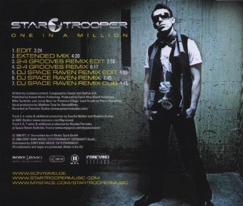 Bild 4: Star Trooper, One in a million (2008)