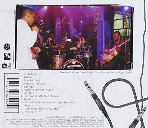 Bild 2: Jay-Z, Unplugged (2001)