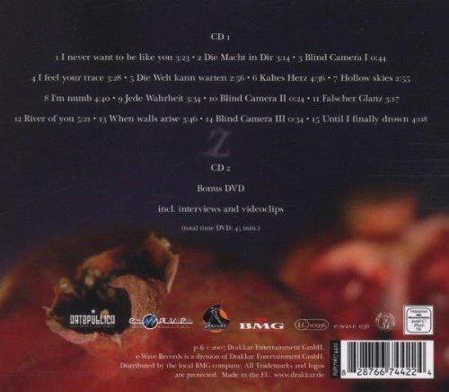 Bild 2: Zeraphine, Blind camera (2005, CD/DVD)