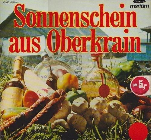 Bild 2: Oberkrainer Quartett Fjerek, Sonnenschein aus Oberkrain