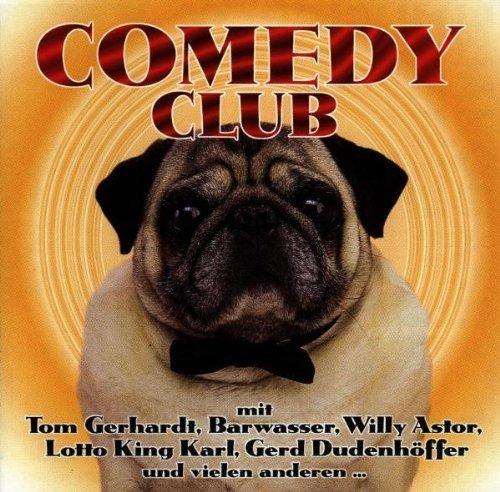 Bild 1: Comedy Club (1997), Willy Astor, Tom Gerhardt, Roberto Capitoni, Barwasser, Hape Kerkeling..