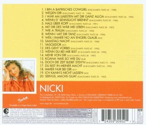 Bild 2: Nicki, Essential: Meine 20 grössten Hits (2004)