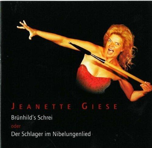 Bild 1: Jeanette Giese, Brünhild's Schrei.. (2008)