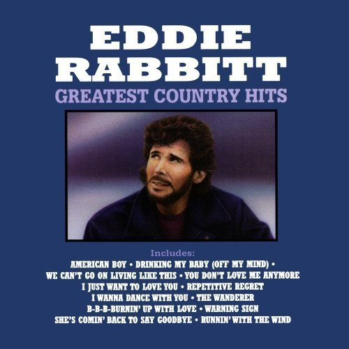 Bild 1: Eddie Rabbitt, Greatest country hits (1991)