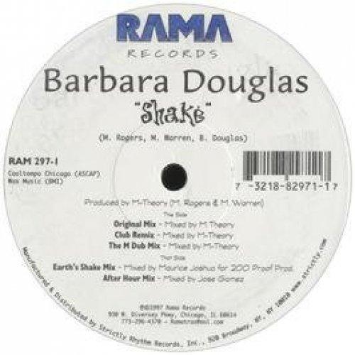 Bild 1: Barbara Douglas, Shake (5 mixes)