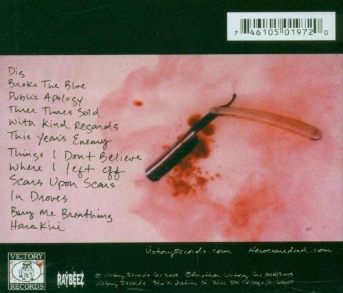 Bild 2: A.18, Foreverafternothing (2003)