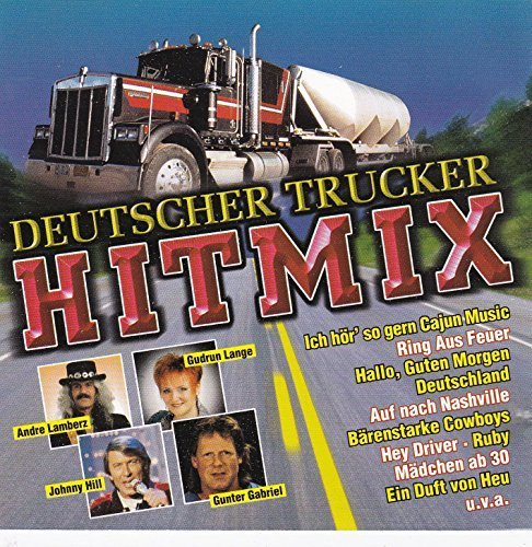 Bild 1: Deutscher Trucker Hitmix, United Cowboys, Gudrun Lange & Kactus, Olivia Winter..