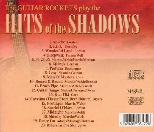 Bild 2: Shadows, Guitar Rockets play hits of (1999)