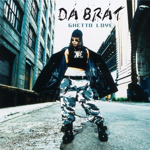 Bild 1: Da Brat, Ghetto love (compilation, 2005, US)
