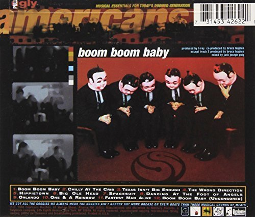 Bild 2: Ugly Americans, Boom boom baby (1998, US)