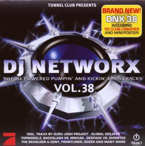Bild 1: Club Charts Megamix 1 (2008), Cascada, 4 Clubbers, Grey T, Lützenkirchen, Yanou..