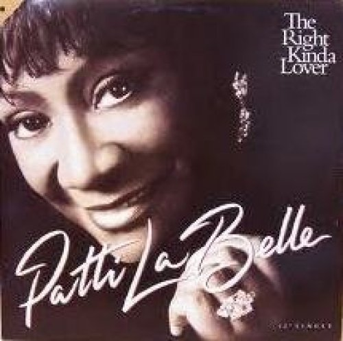 Bild 1: Patti La Belle, Right kinda lover (US, Fusion Ext. Remix, 1994)