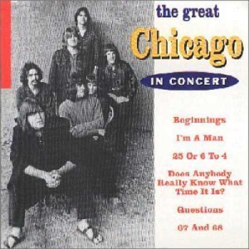 Bild 1: Chicago, Great Chicago in concert (#gld63173)