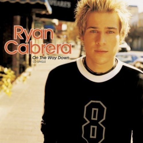 Bild 1: Ryan Cabrera, On the way down (US, 2 tracks, 2004)