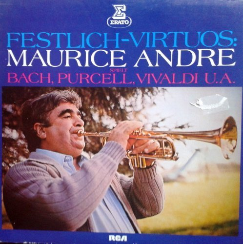 Bild 1: Maurice André, Festlich virtuos (1977)