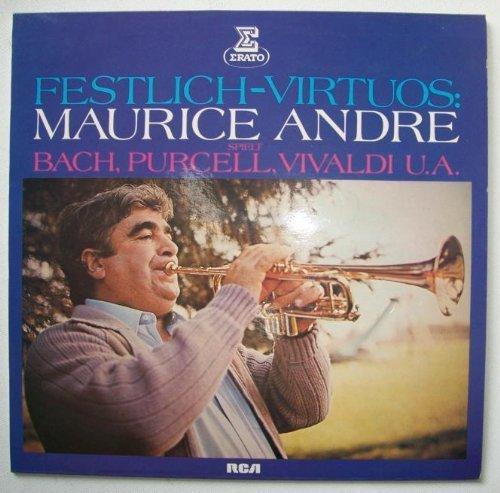 Bild 4: Maurice André, Festlich virtuos (1977)