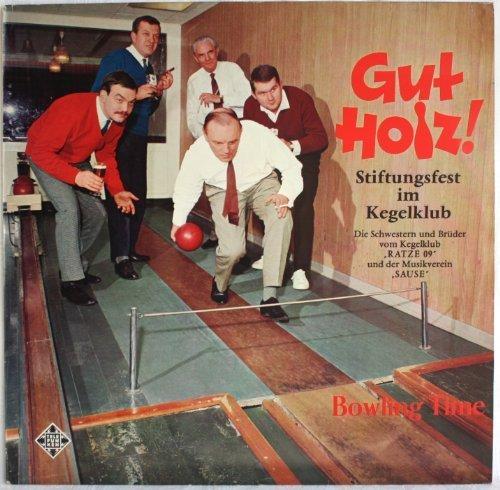 Bild 1: Gut Holz, Stiftungsfest im Kegelklub