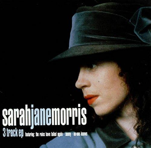 Bild 1: Sarah Jane Morris, Rains have failed again (10'', e.p., 3 tracks, 1988)