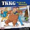 TKKG, 161-Ein Yeti in der Millionenstadt