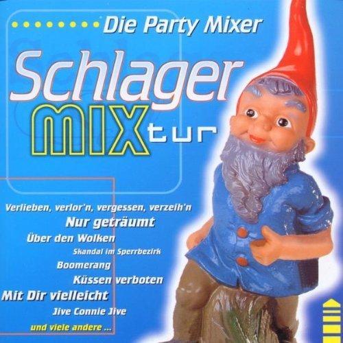 Bild 2: Partymixer, Schlagermixtur (1997)