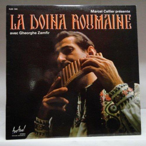 Bild 1: Gheorghe Zamfir, La doina roumaine-Marcel Cellier présente..