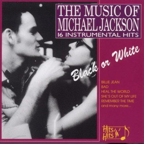 Фото 1: Michael Jackson, Black or white-The music of-16 instrumental hits (1994)