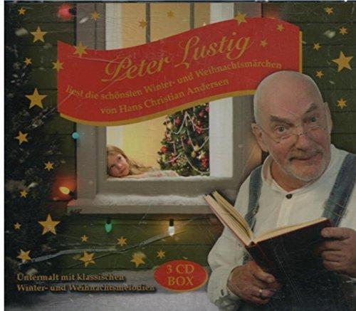 Bild 1: Hans Christian Andersen, Peter Lustig liest die schönsten Winter- und Weihnachtsmärchen von