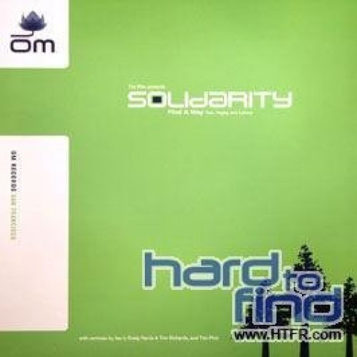 Bild 1: Solidarity, Find a way (Moulton Studios Remix, feat. Hayley and Latrice)