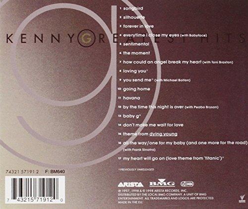 Bild 2: Kenny G, Greatest hits (1998)