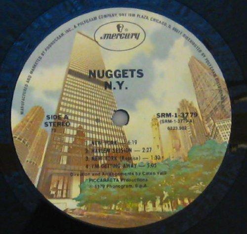 Bild 1: Nuggets, N. Y. (1979)
