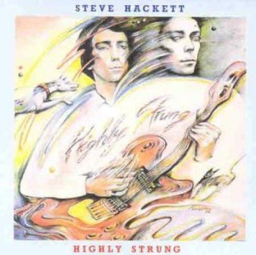 Bild 1: Steve Hackett, Highly strung (1983/89)