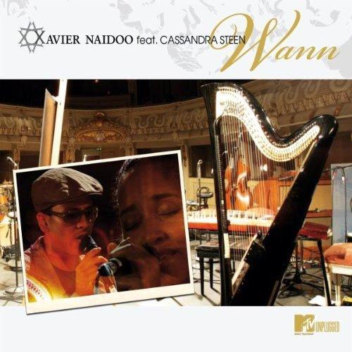 Bild 1: Xavier Naidoo, Wann (2008, feat. Cassandra Steen)
