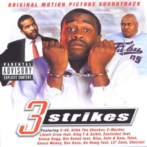 Bild 1: 3 Strikes (2000), Eastsidaz feat. Snoop Dogg, E-40..
