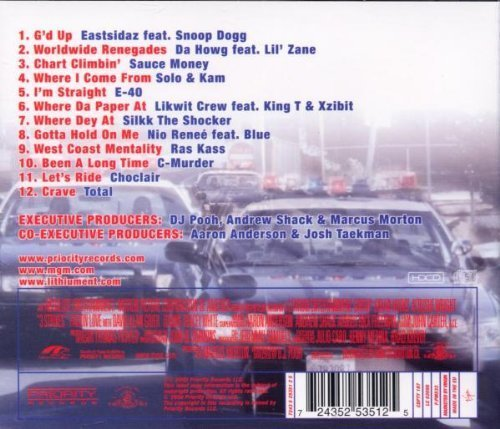 Bild 2: 3 Strikes (2000), Eastsidaz feat. Snoop Dogg, E-40..